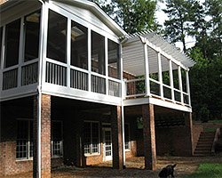 Screened Porches Raleigh Cary Durham Wake Forest