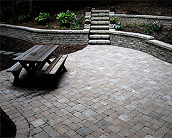 Pavers, Retaining Walls