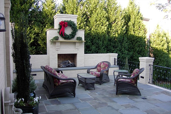 Landscaping, Outdoor Kitchens, Natural Stone, Garner, North ...